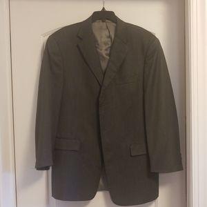 Suit jacket, 42R